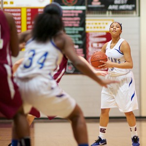 McEachern girls' basketball