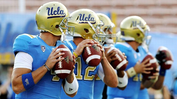 UCLA (QB Warm Up)