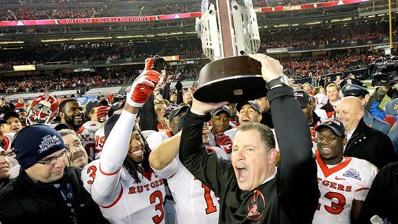 Rutgers celebrates