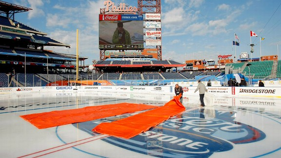Bridgestone NHL Winter Classic at Citizens Bank Park