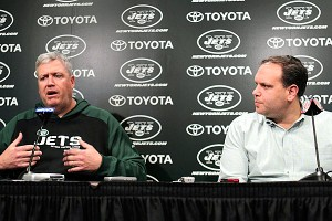 Rex Ryan and Mike Tannenbaum