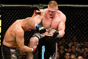 Lesnar/Couture