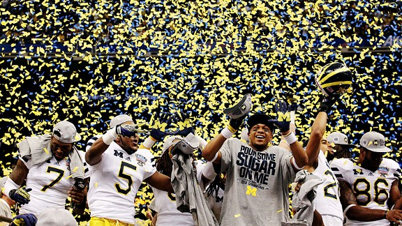 Sugar Bowl Celebration