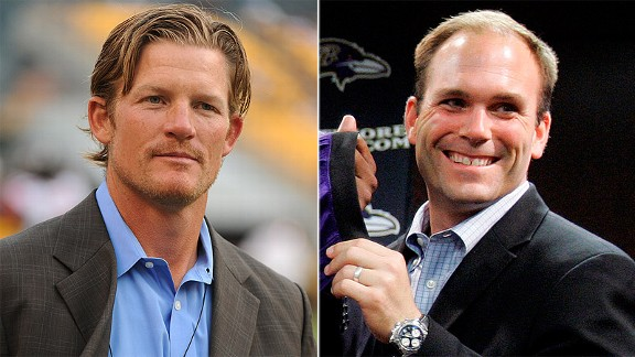 Les Snead and Eric DeCosta
