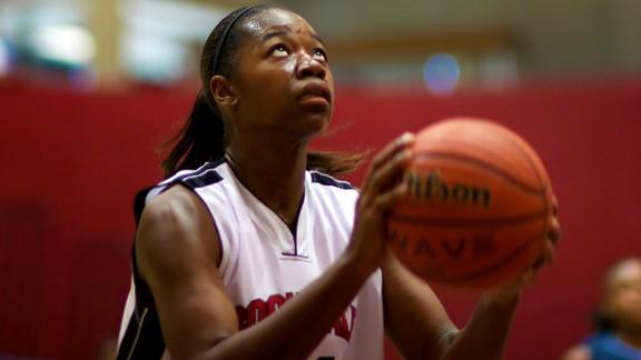 Rockdale County girls' basketball