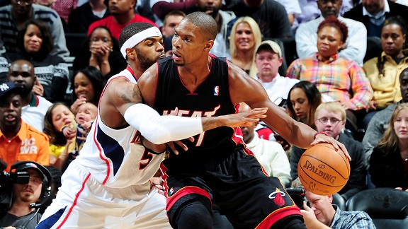 Chris Bosh, Josh Smith