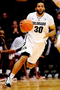 Colorado's Carlon Brown