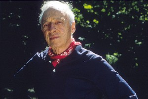 Author Saul Bellow