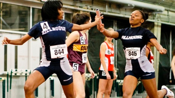 Hillhouse Sprint Medley Relay