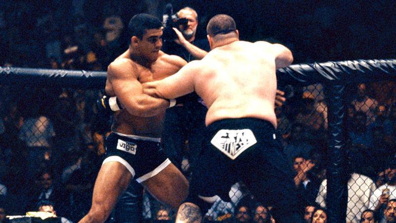 Vitor Belfort UFC 13