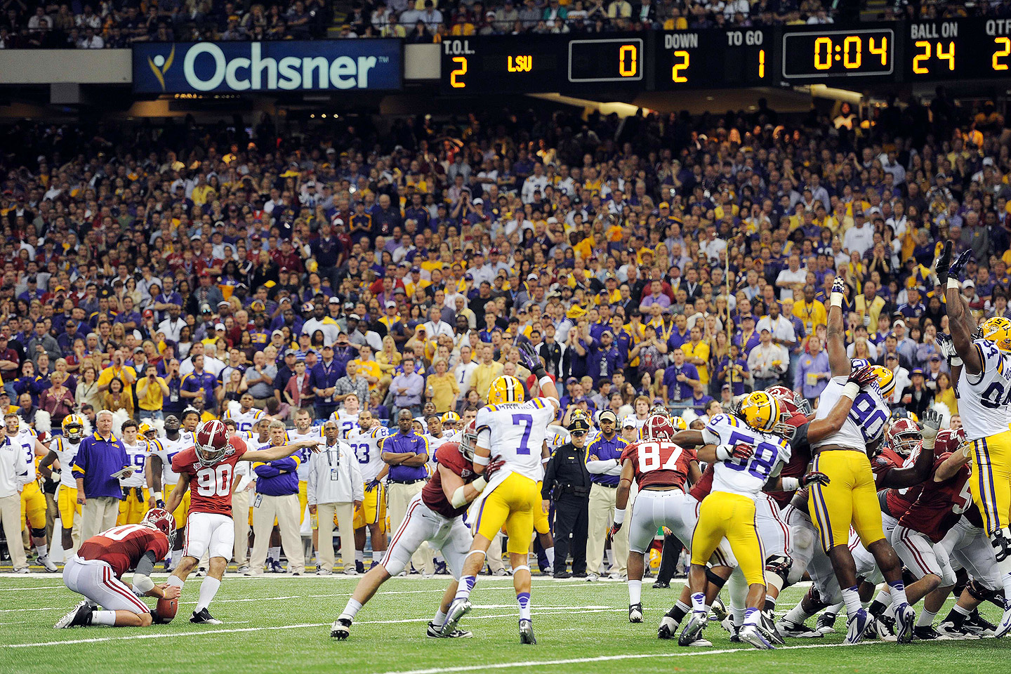 bcs vs playoff Find great deals on ebay for lsu bcs championship game shop with confidence.