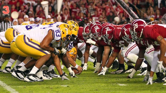 Herd on ESPN Radio: Alabama-LSU Preview - ESPN
