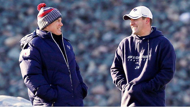 Belichick and McDaniels