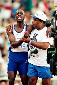 Jim & Derek Redmond