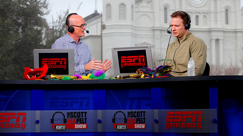 ESPN Radio in New Orleans