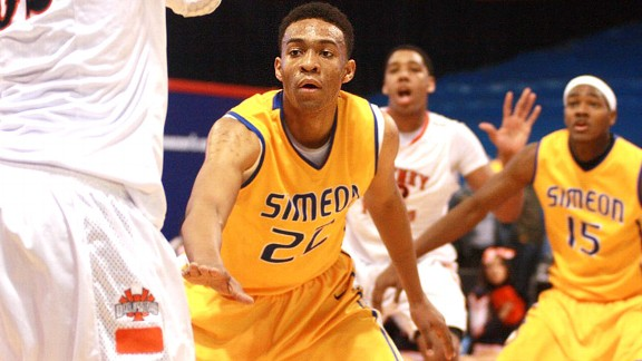 January 2012 - Chicago High School Blog - ESPN Chicago Jabari Parker Simeon