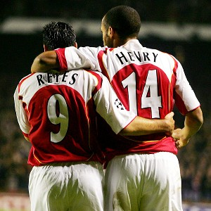 Thierry Henry & Jose Reyes