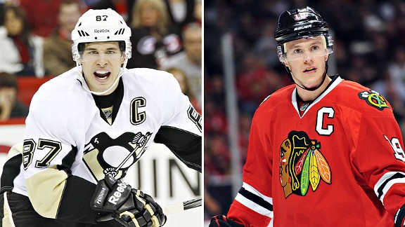 Crosby/Toews
