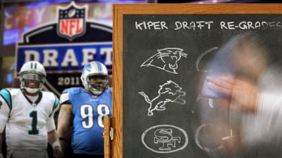 colt mccoy nfl draft  projection mel kiper