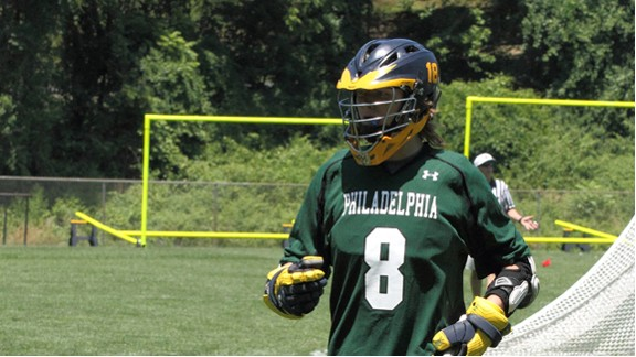 Trevor Kupecky, Upper Merion, Under Armour