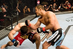 Dan Henderson and Rousimar Palhares