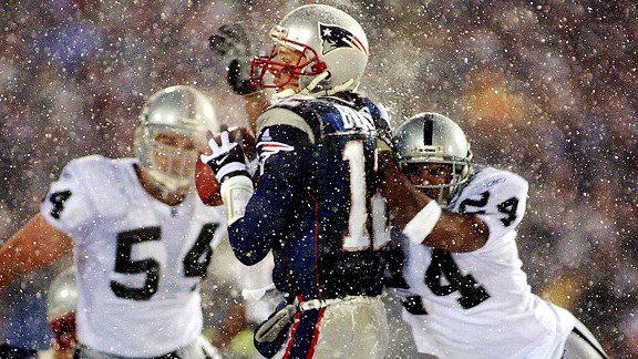 John Clayton's mailbag: Chuck the tuck rule