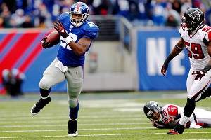 New York's Brandon Jacobs