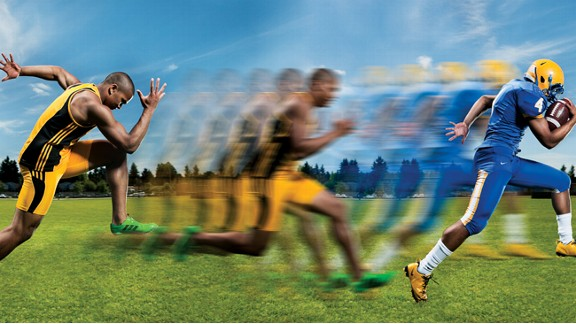 Thomas Tyner Track/Football