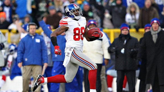 Nicks, Giants step up to NFC title game