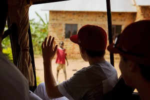 Right to Play, Uganda and Canada