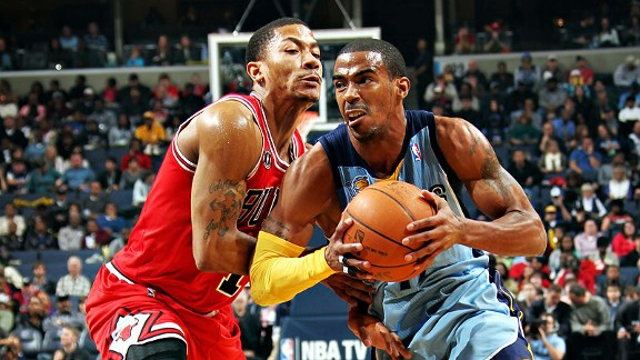 Derrick Rose/Mike Conley