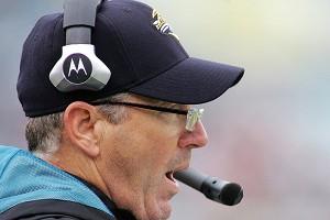 Jacksonville Jaguars offensive coordinator Dirk Koetter