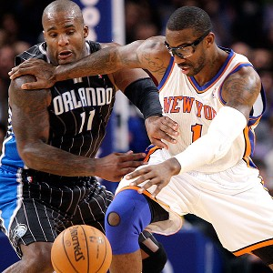 AMARE STOUDEMIRE: Amare limited by foul trouble on Saturday