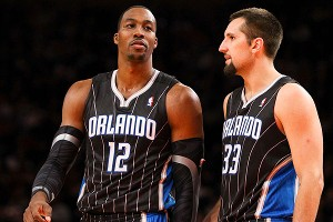 Dwight Howard, Ryan Anderson