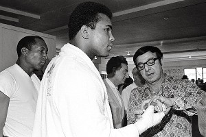 Angelo Dundee &amp; Muhammad Ali