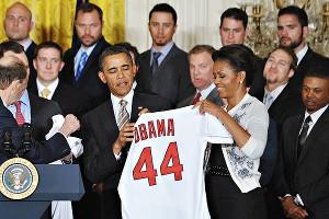 Cardinals/Obama
