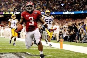 Alabama's Trent Richardson