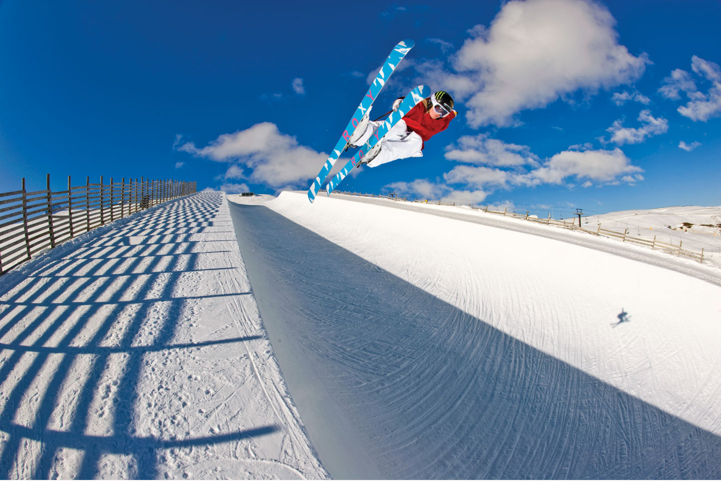 During her career, she won four Winter X Games gold medals, an ESPY for best female action sports athlete and an FIS Superpipe world title, and she became the first and only female to land a 1080 in competition.