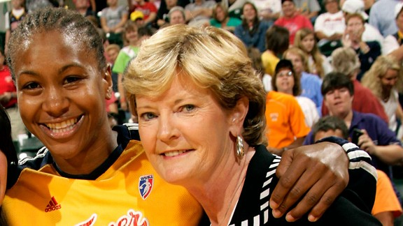 Pat Summitt, Tamika Catchings