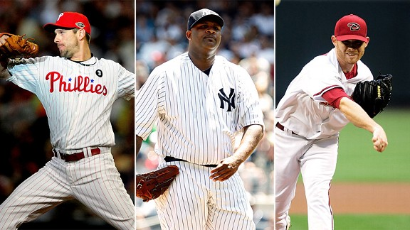 Lee, Sabathia, Kennedy