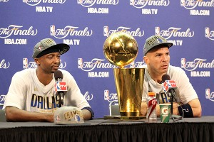 Jason Terry and Jason Kidd
