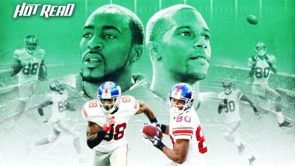 NFL Hot Read Illustration