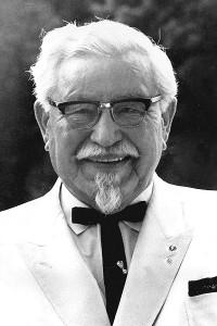 Col. Harland Sanders