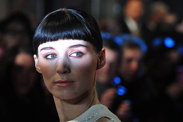 Actress nomination for her role in 39The Girl With The Dragon Tattoo 39