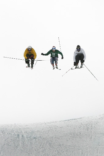 The 2010 Skier X champion, Chris Del Bosco was narrowly edged into second place by John Teller at last year's Winter X. This year, expect the Vail, Colo., resident to come hungry to regain that gold.