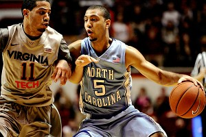 UNC's Kendall Marshall