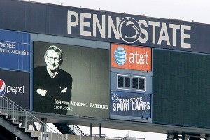 Joe Paterno, Beaver Stadium