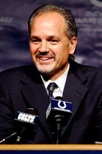 Colts coach Chuck Pagano