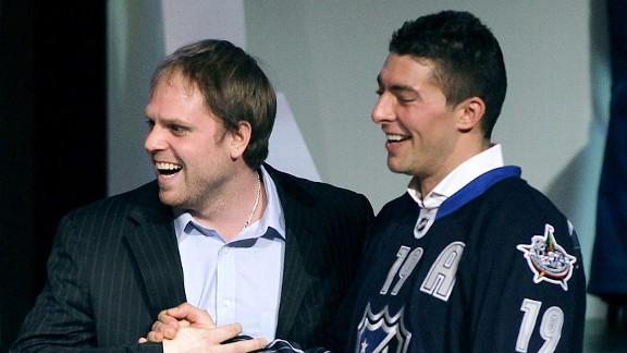 Phil Kessel, Joffrey Lupul, Toronto Maple Leafs