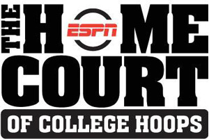 The Home Court of College Hoops